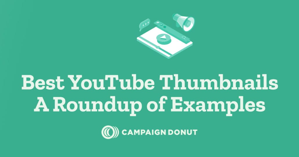 Social Sharing Image — Best YouTube Thumbnails, A Roundup of Examples