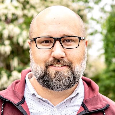 Chuck Scoggins, The Internet Marketing Company — Headshot
