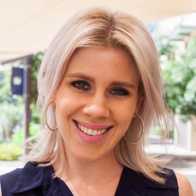 Danielle Morgan, Creative Strategist, Headshot